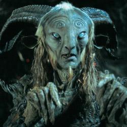 Fotograma de la película. El Labertinto del Fauno