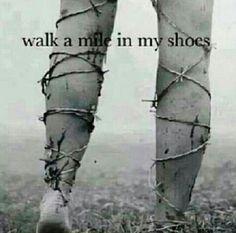 camina en mis zapatos