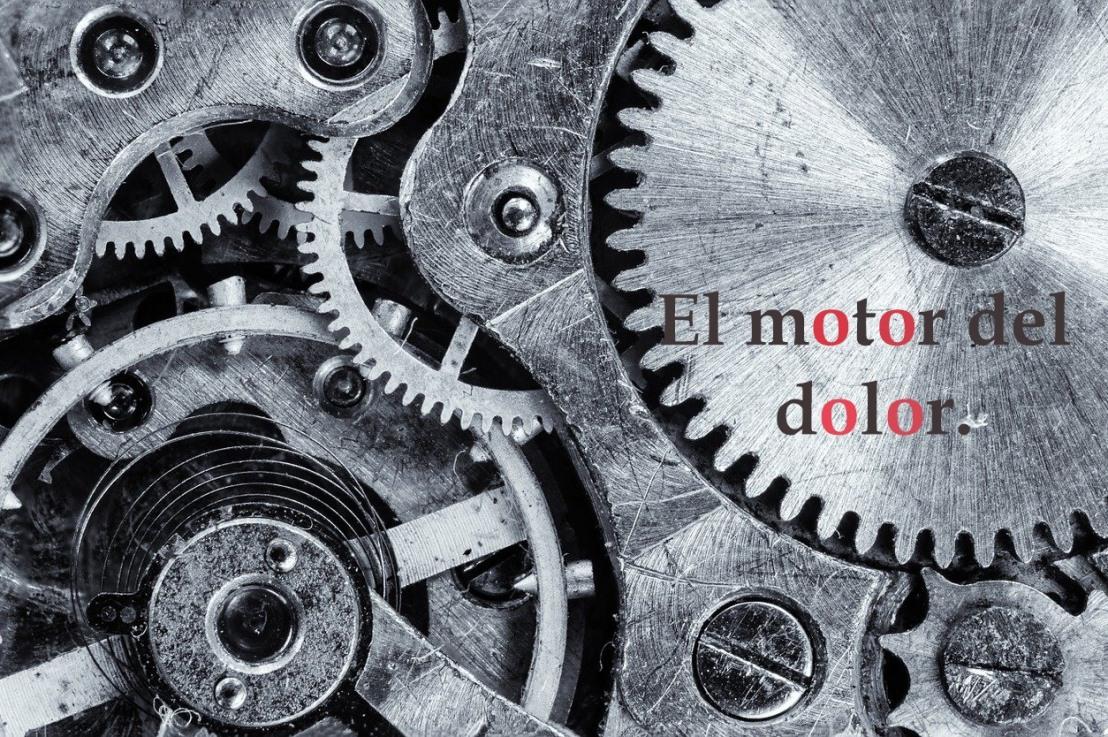 El motor del dolor: automático o conmarchas.